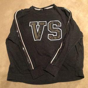 Victoria's Secret Fashion Show Sequin Sweatshirt